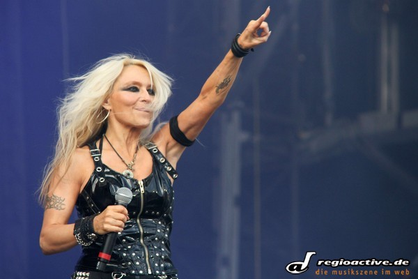 Doro (Bang Your Head!!! in Balingen, 2010)